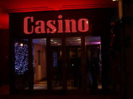 Entry to Croatian casino