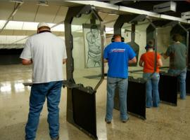 Experience thrilling action in Zagreb's shooting range