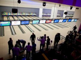 Bowling is a perfect way of kicking off your wild partying in Zagreb