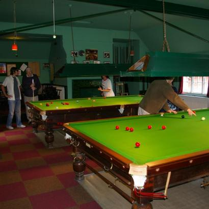 Visit modern billiard and snooker club in the city center of Zagreb