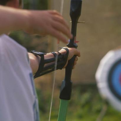 Archery is exciting challenge for you and your mates