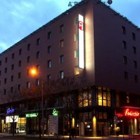Group-friendly upscale hotel in Zagreb Downtown (Arcotel Allegra Zagreb)