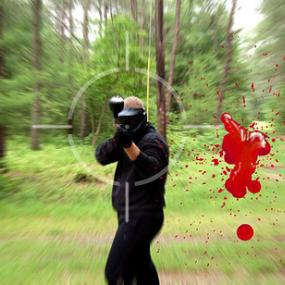 Exciting paintball skirmish games near Zagreb