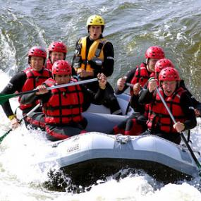 White Water rafting Tour in Croatia